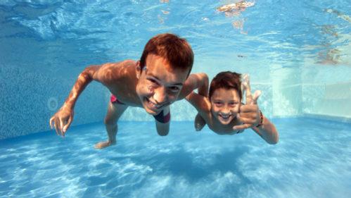 fugas en las piscinas Madrid