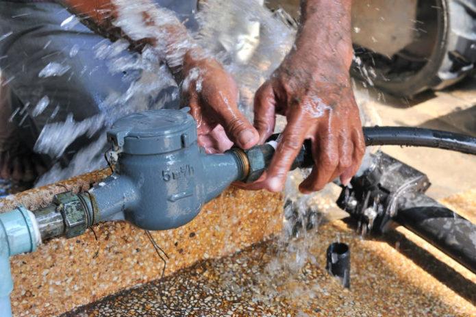 localización de fuga de agua sin romper Madrid